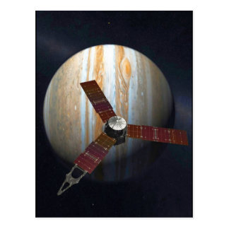 Jupiter Probe Postcard