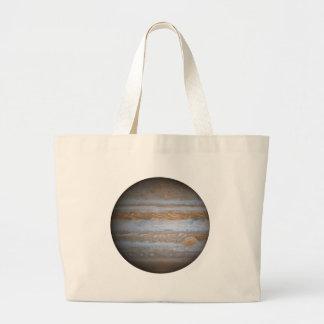 Júpiter - productos múltiples bolsa tela grande