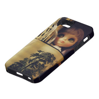 Júpiter Que oculta la vida de Blythe iPhone 5 Carcasas