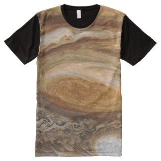Jupiter RED SPOT All-Over-Print T-Shirt