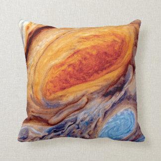 Jupiter s Great Red Spot Pillows