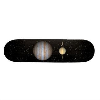 Júpiter Saturn - monopatín