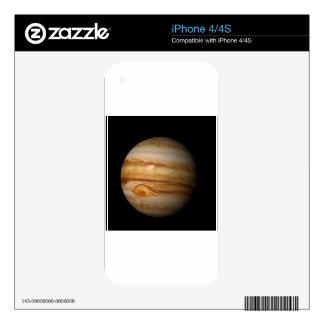 Jupiter Skins For The iPhone 4S