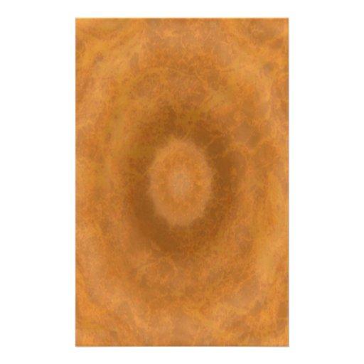 Jupiter Spill Stationery Design