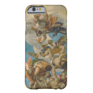 Jupiter Striking Down the Vices (oil on canvas) Barely There iPhone 6 Case