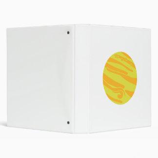 Jupiter Vinyl Binder