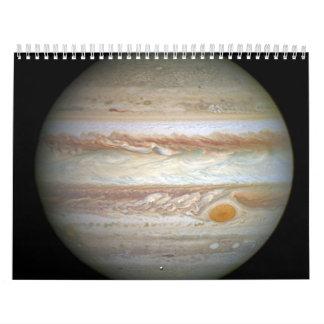 Júpiter WFC3 UVIS el 21 de abril de 2014 Calendario
