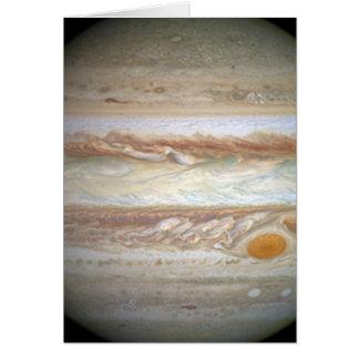 Júpiter (WFC3: UVIS, el 21 de abril de 2014) Tarjeta De Felicitación
