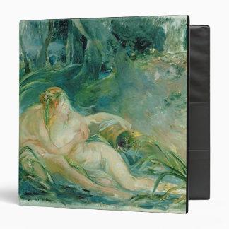 Júpiter y Callisto después de una pintura por Bou