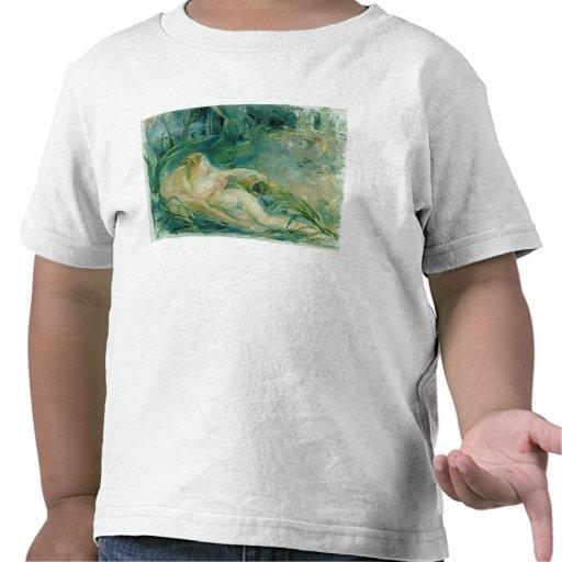 Júpiter y Callisto, después de una pintura por Camisetas