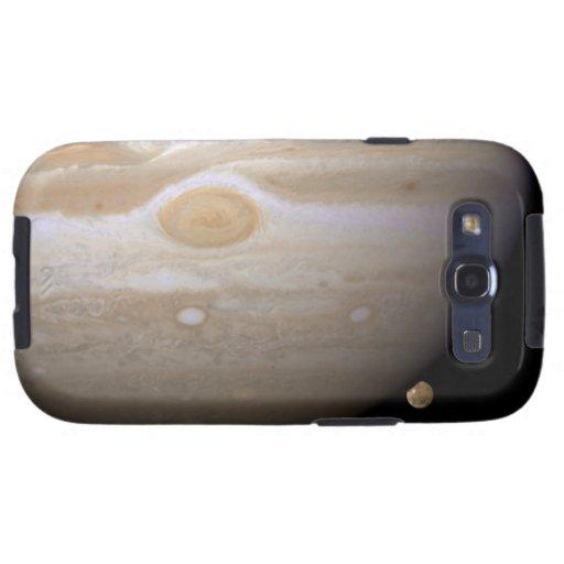 Júpiter y Ganymede Galaxy S3 Cobertura