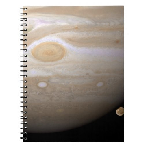 Júpiter y Ganymede Libro De Apuntes