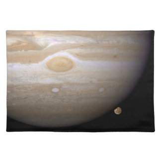 Júpiter y Ganymede Mantel Individual