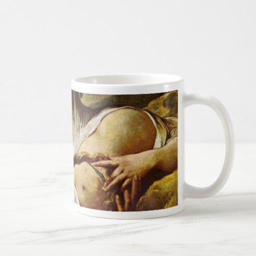 Júpiter y Juno en el soporte Ida, detalle por la b Taza De Café