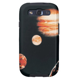 Júpiter y los satélites galileos galaxy s3 protector