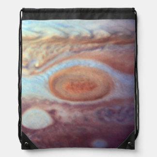 Jupiter's Great Red Spot (1995, WFPC2) Drawstring Bag