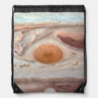Jupiter's Great Red Spot (2014, WFC3:UVIS) Cinch Bag