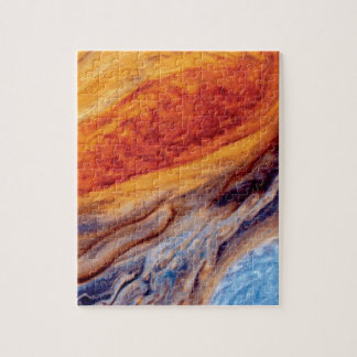 Jupiter's Great Red Spot Jigsaw Puzzle