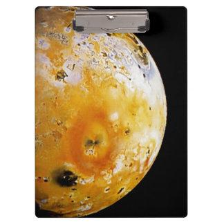 Jupiter's Moon Io Clipboard