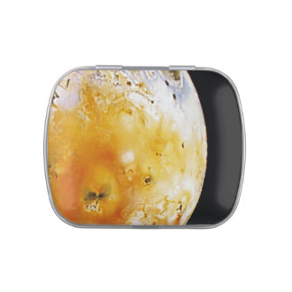 Jupiter's Moon Io Jelly Belly Candy Tin
