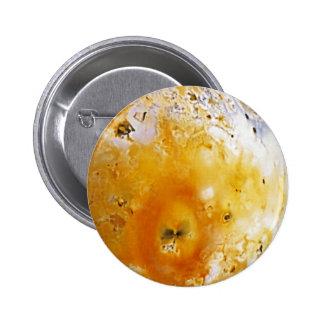 Jupiter's Moon Io Pinback Button
