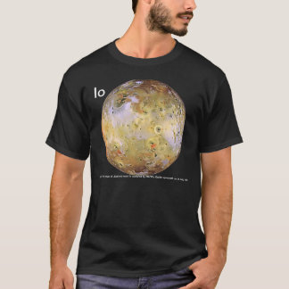 Jupiter's moon Io T-Shirt