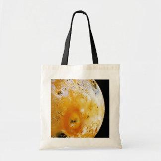 Jupiter's Moon Io Tote Bag