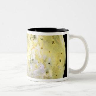 Jupiter's moon Lo Coffee Mugs
