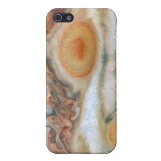 Jupiter's Red Spot iPhone SE/5/5s Case