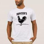Jupiters ...Rooster Men's Tshirt