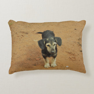 Juquinha Dog Decorative Pillow