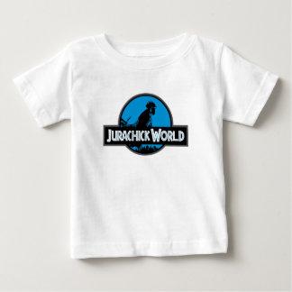 Jurachick World - The Coop is Open Baby T-Shirt