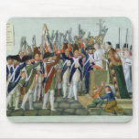 Juramento de los distritos, febrero de 1790 tapetes de ratones