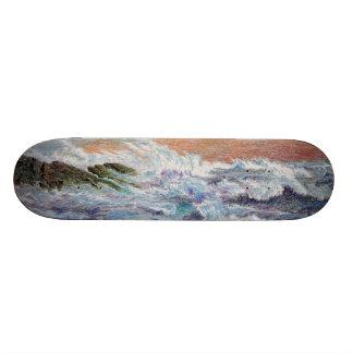 Jura's Sound Skateboard