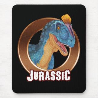 ¡JURÁSICO Dinosaurio Alfombrilla De Ratones