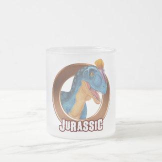 ¡JURÁSICO! Dinosaurio Taza