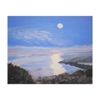 Jurassic Coast Devon UK Canvas Print