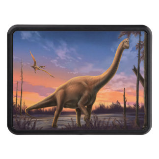 Jurassic Dinosaurs Hitch Cover