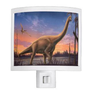 Jurassic Dinosaurs Night Light