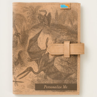 Jurassic Pterodactyls Personalized Journal