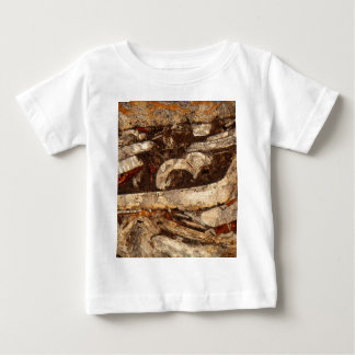 Jurassic shells under the microscope baby T-Shirt