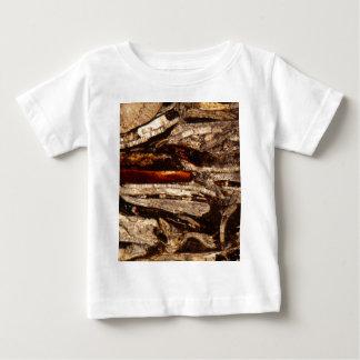 Jurassic shells under the microscope baby T-Shirt