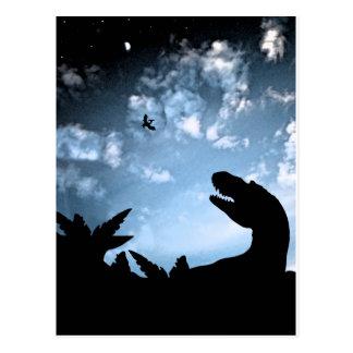 Jurassic Sky Postcard