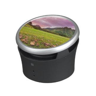 Jurassic Sunset Bluetooth Speaker