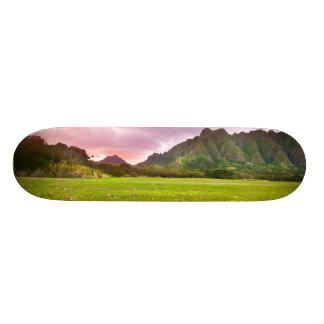 Jurassic Sunset Skateboards