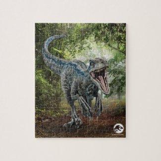 Jurassic World | Blue - Nature's Got Teeth - Kids Jigsaw Puzzle