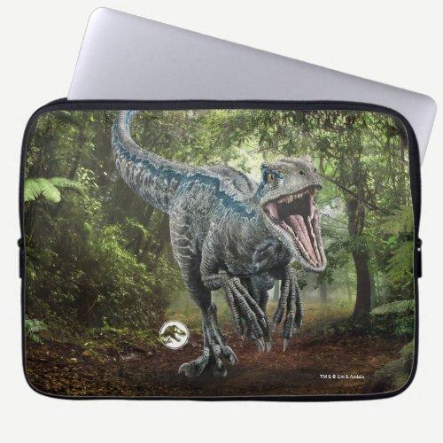 Jurassic World | Blue - Nature's Got Teeth Laptop Sleeve