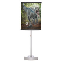 Jurassic World | Blue - Nature's Got Teeth Table Lamp