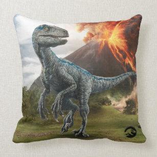 Dinosaur Pillows Decorative Amp Throw Pillows Zazzle