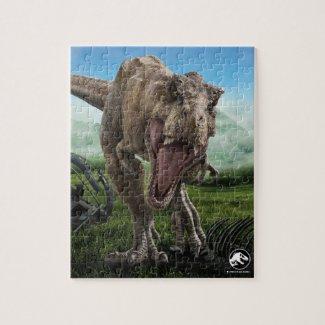 Jurassic World | T. Rex - Instinct to Hunt - Kids Jigsaw Puzzle